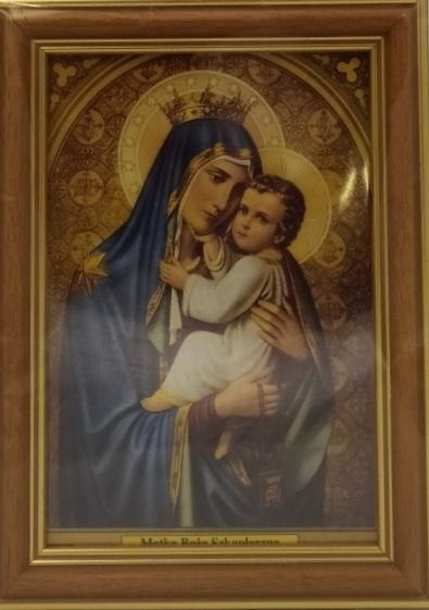 Obrazek - Matka Boża Szkaplerzna