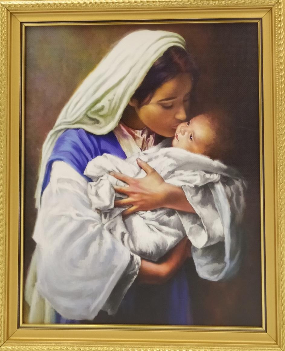 Obrazek - Matka Boża Częstochowska