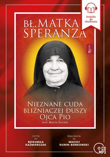 Bł. Matka Speranza. Audiobook