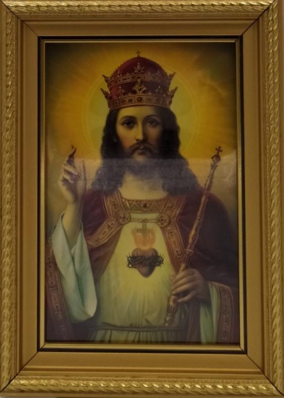 Obrazek - Jezus Chrystus Król
