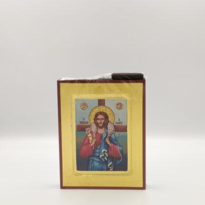 Ikona grecka Jezus Dobry Pasterz