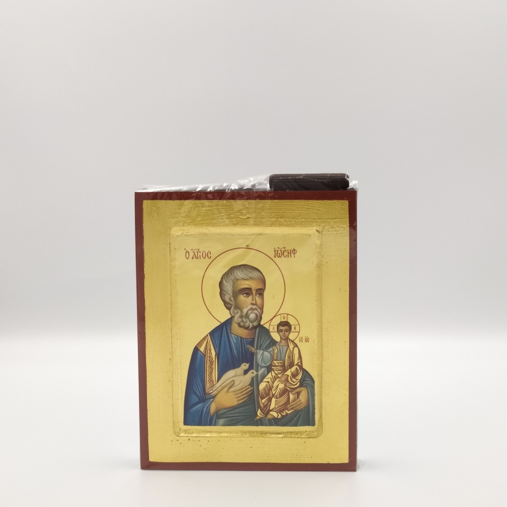 Ikona św. Józefa grecka