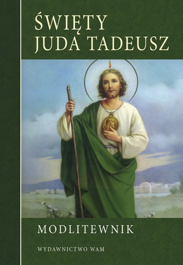 Modlitewnik-Św. Juda Tadeusz