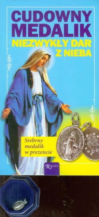 Cudowny Medalik Niezwykły dar z nieba