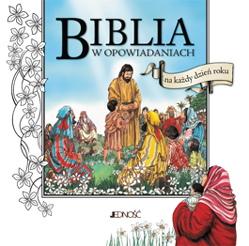 Biblia w opowiadaniach na każdy dzień roku