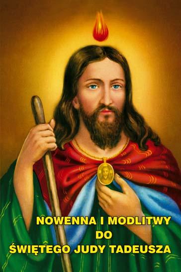 Nowenna i modlitwy do św. Judy