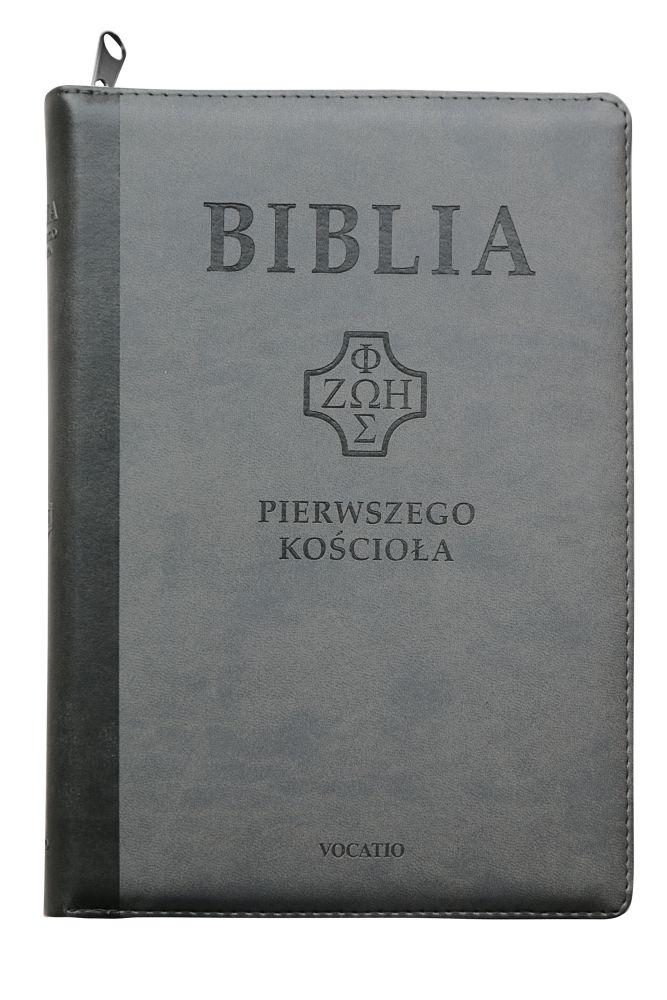 Biblia Pierwszego Kościoła - szara