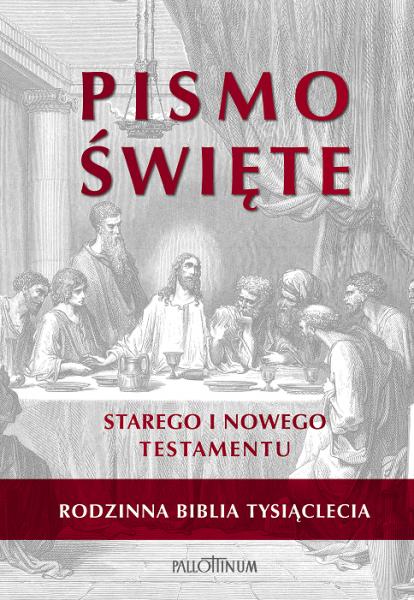 Pismo Święte ST i NT - Biblia rodzinna