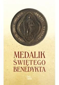 Medalik św. Benedykta - książka