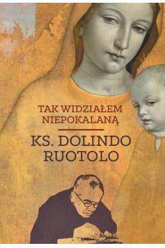 Tak widzialem Niepokalaną - ks. Dolindo