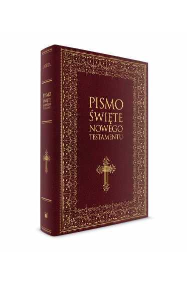 Nowy Testament - DUŻE LITERY