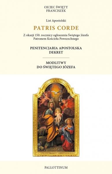 "List Apostolski ""Ojcowskim Sercem"". Papież Franciszek"