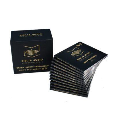 Biblia Audio CD ST i NT