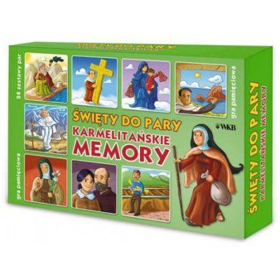Święty do pary (gra memory)