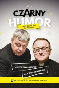 Czarny humor - książka opr. miękka