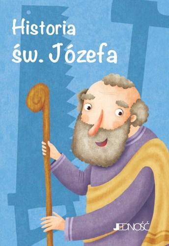 Wielcy Przyjaciele Jezusa - Historia św. Józefa