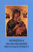 Nowenna do Matki Bożej Nieustającej Pomocy