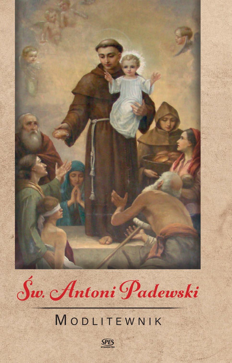 Św. Antoni Padewski modlitewnik