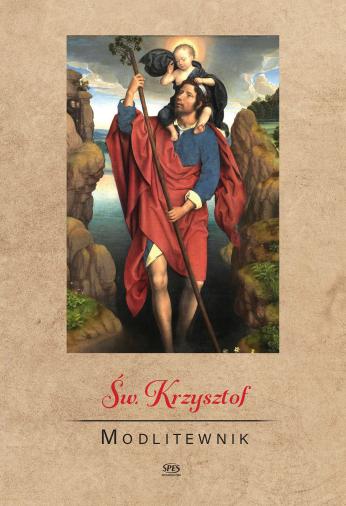 Św. Krzysztof modlitewnik
