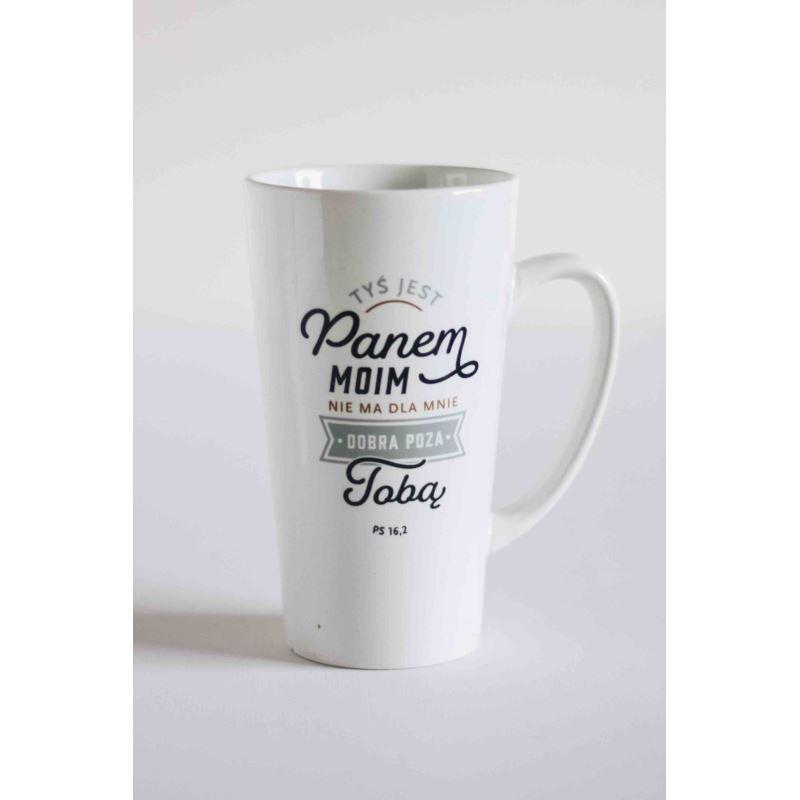 Kubek latte - Tyś jest Panem moim