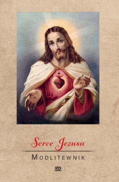 Serce Jezusa modlitewnik