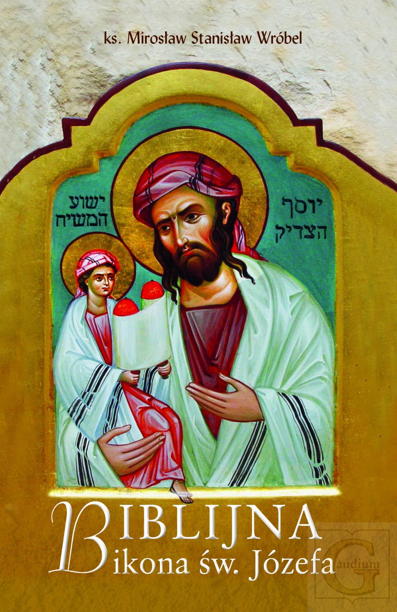 Biblijna ikona św. Józefa