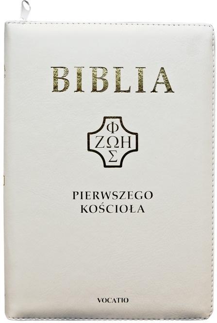 Pismo Święte ST i NT/Biblia Pierwszego Kościoła