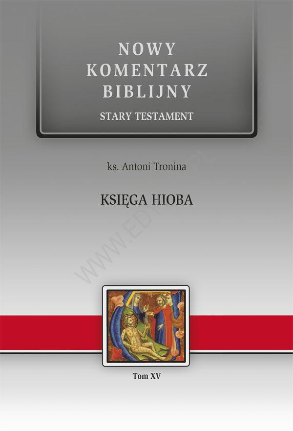 Księga Hioba. ST XV