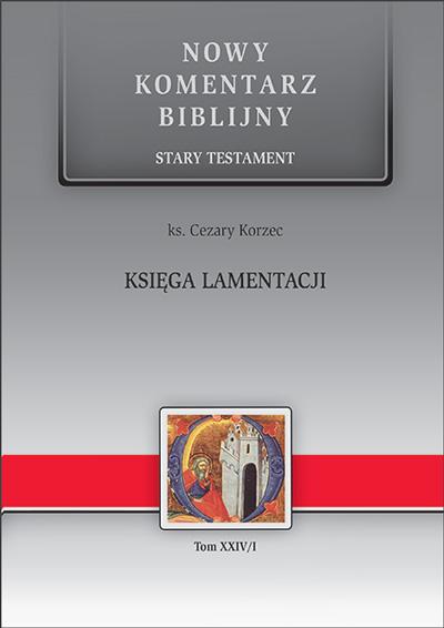 Księga Lamentacji. ST XXIV cz.1