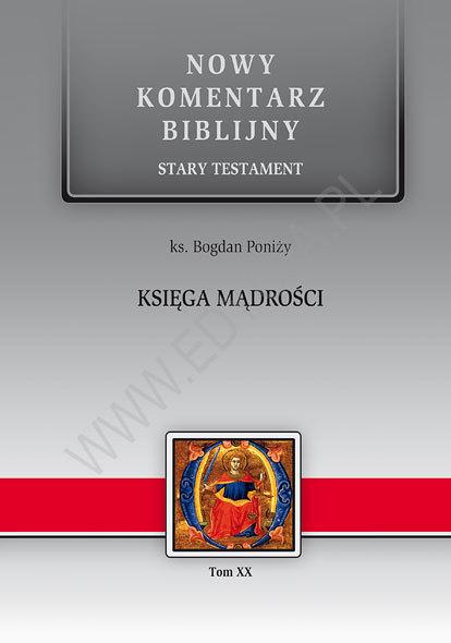 Księga Mądrości. ST XX