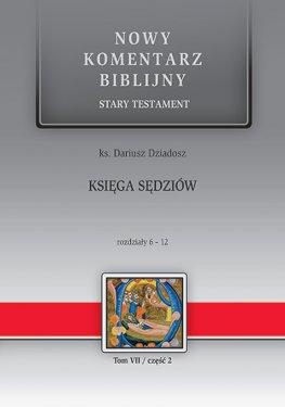 Księga Sędziów ST VII (cz.2) Rozdziały 6-12