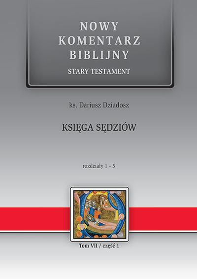 Księga Sędziów. ST VII (cz. I) Rozdziały 1-5