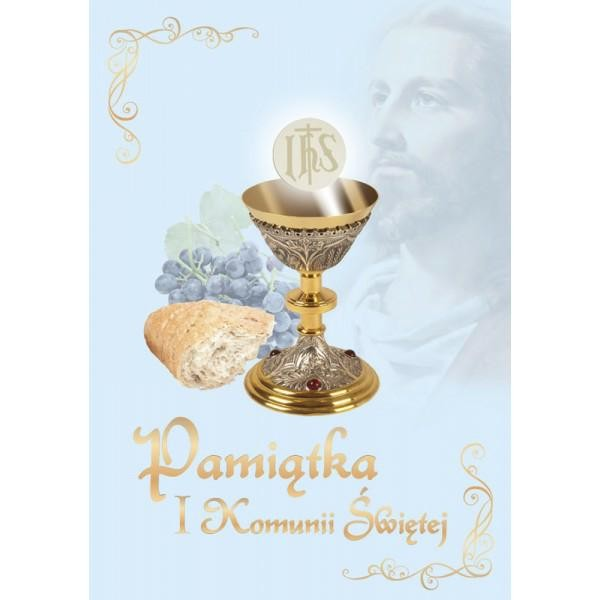Pamiątka I Komunii Świętej