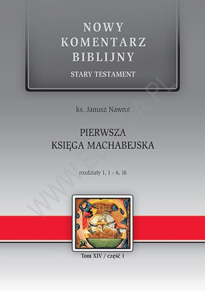 Pierwsza Księga Machabejska cz.1