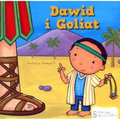 Dawid i Goliat - 5-minutowe Historie Biblijne