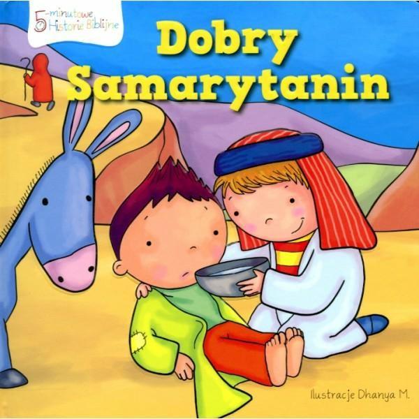 Dobry Samarytanin - 5-minutowe Historie Biblijne