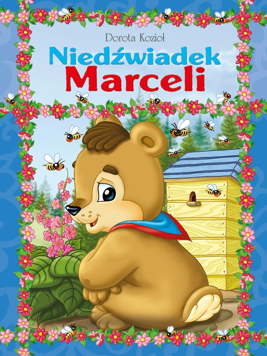 Niedźwiadek Marceli - opr. miękka