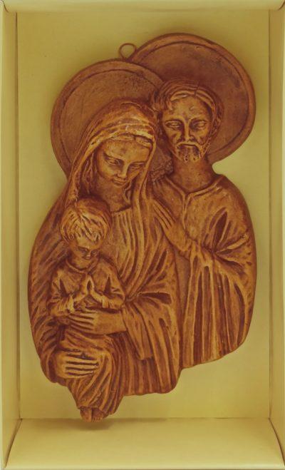 Święta Rodzina- relief