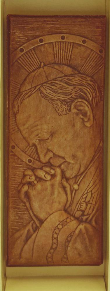Jan Paweł II- relief