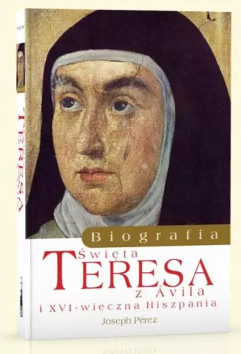Św.Teresa z Ávila - biografia