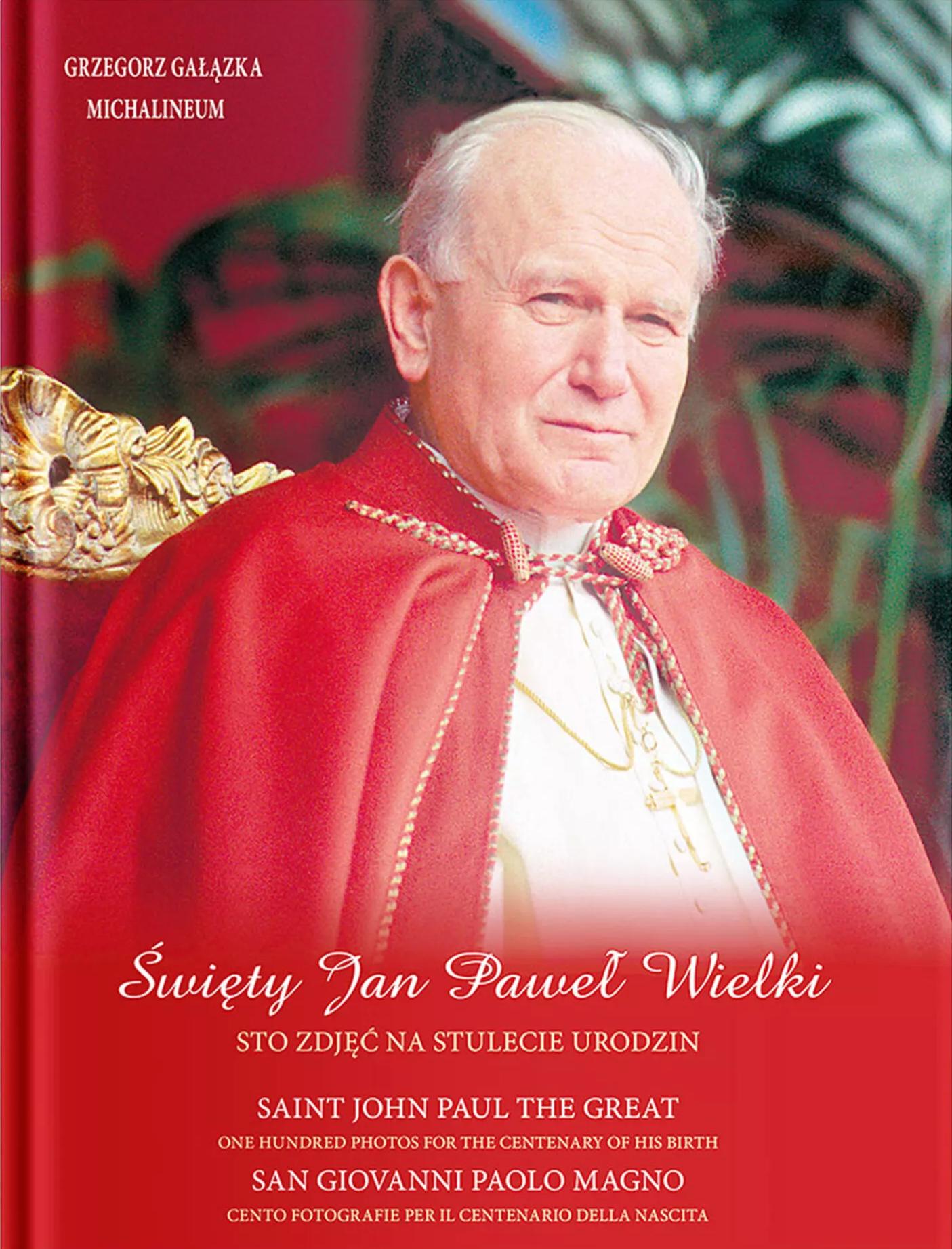 Święty Jan Paweł Wielki