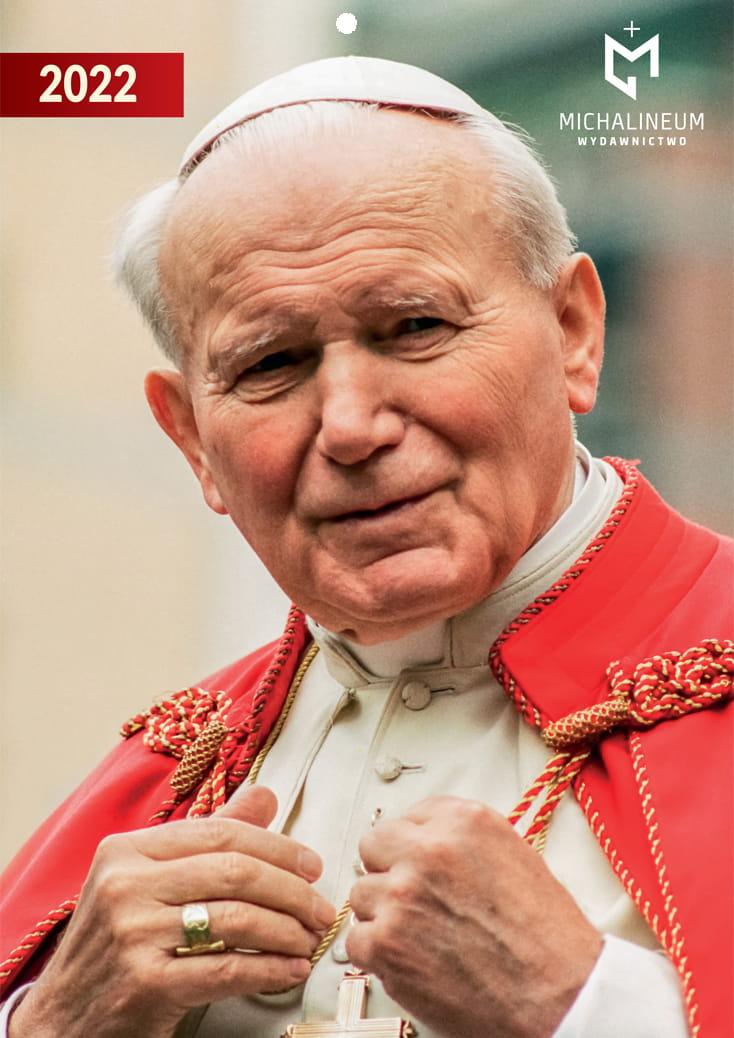 Kalendarz 2022 Jan Paweł II