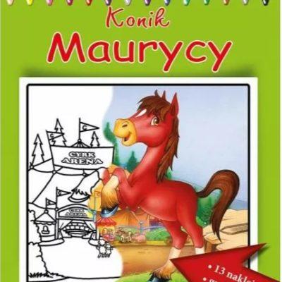 Konik Maurycy - kolorowanka