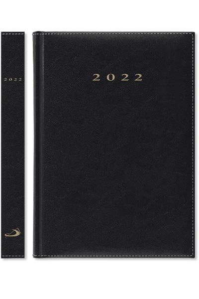 Terminarz 2022 MADRID (A5) - czarny