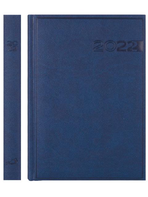 Terminarz 2022 PRINT special (A5) - granatowy