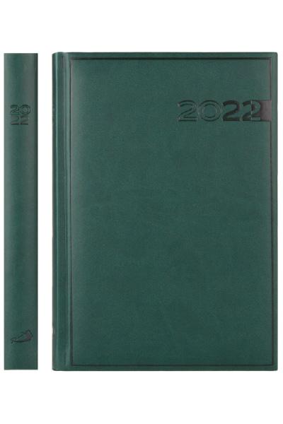 Terminarz 2022 PRINT (A5) - zielony
