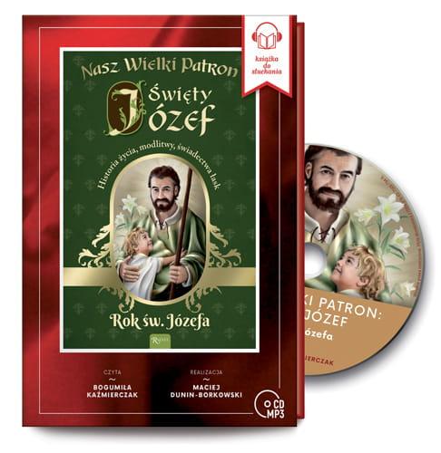św. Józef - Audiobook