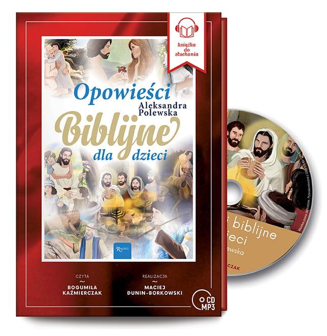 Opowieści bilbijne - audiobook