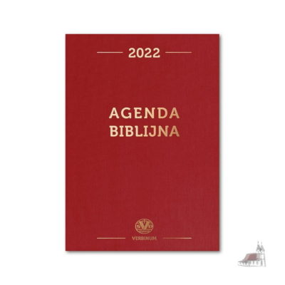Agenda biblijna mała Verbinum 2022