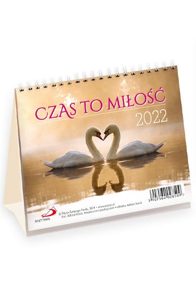 Kal'22 EP Czas to miłość